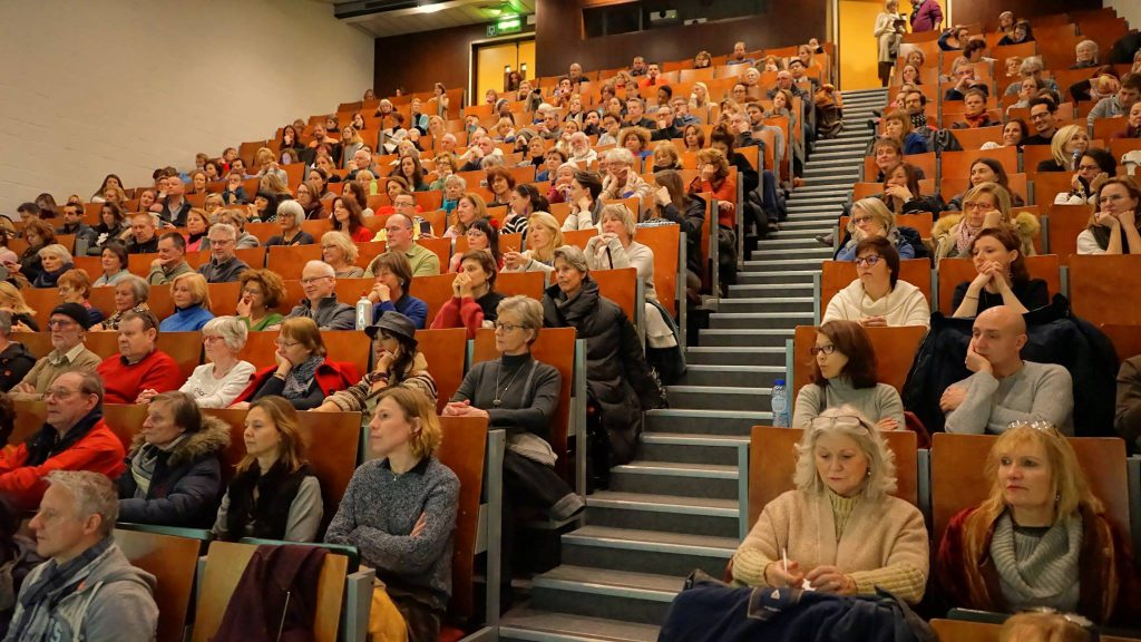ecole Maud Kristen - conférences
