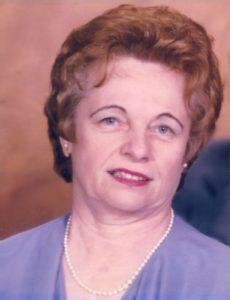 Thérèse Lefevre